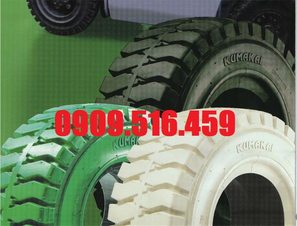 www.kenhraovat.com: Vỏ xe nâng 600-9 Solitech Thái Lan, lốp xe nâng 700-12